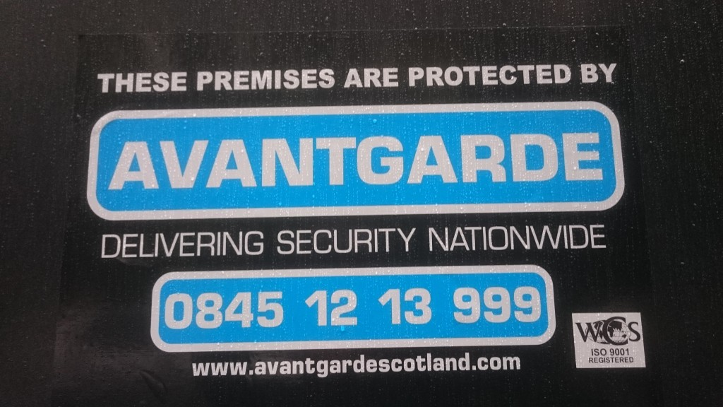 Avant Garde security