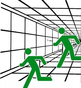 Corridor Illusion image